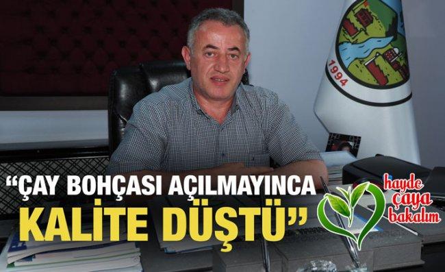Başkan Kara, 'Hayde Çaya Bakalım'a Destek Verdi