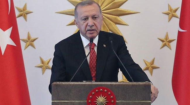 Erdoğan: Trump ile Samimi ve Güçlü Bir Diyaloğumuz Var