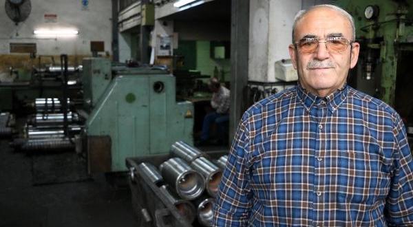 100 Metrekarelik İş Yerini Fabrikaya Dönüştürüyor