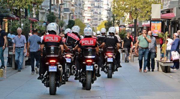 Motosikletli Polisler, Denetimlerini Sıklaştırdı
