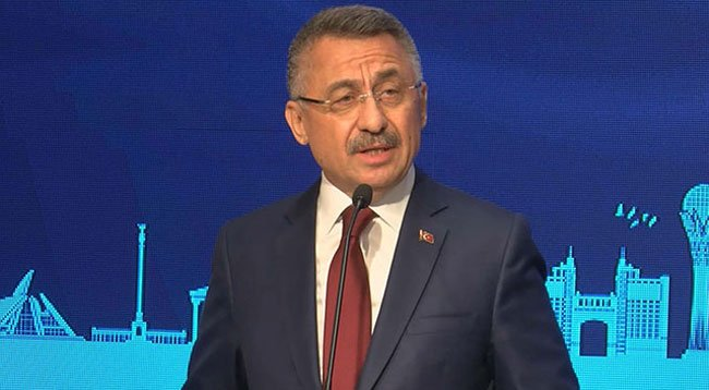 Fuat Oktay, Kazakistan ile Yeni Ticari Hedefi Açıkladı