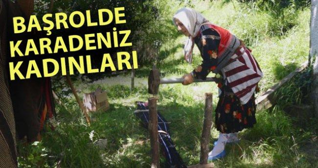 Karadenizli Kadınların Belgesel Filmi Hazırlandı