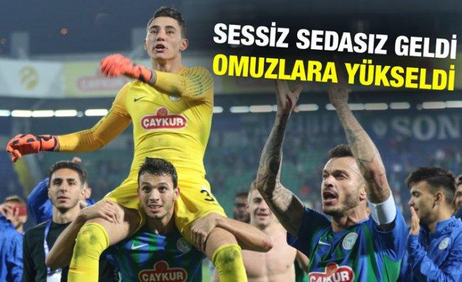 Süper Lig'deki İlk Maçında 'Kahraman' Oldu