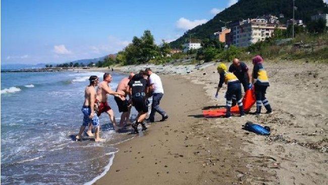 Boğulma tehlikesi geçiren kardeşler kurtarılamadı