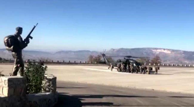 Bakanlık 'Kıran-6 Operasyonu'nun Başladığını Açıkladı