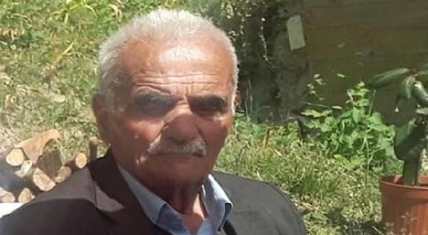 Başına yorgun mermi isabet eden yaşlı adam öldü
