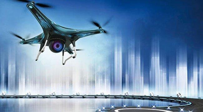 Drone Pilotluğu Meslek Haline Geliyor