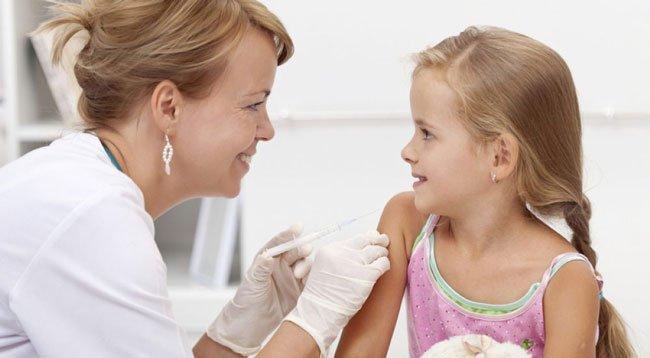 Çocuklara Grip Aşısı Yaptırın
