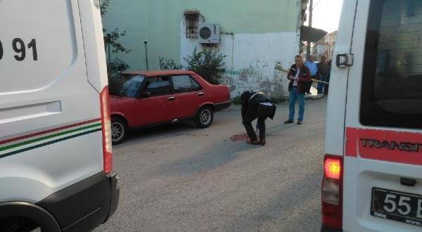 Otomobiline Binerken Öldürüldü