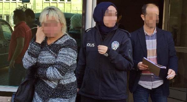 Hapis Cezasıyla Aranan Kadın, Eğlencede Yakalandı