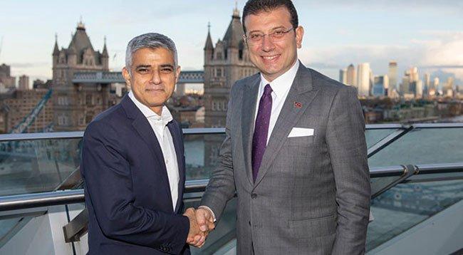 İmamoğlu, Londra'da Projeler İçin Kredi Aradı
