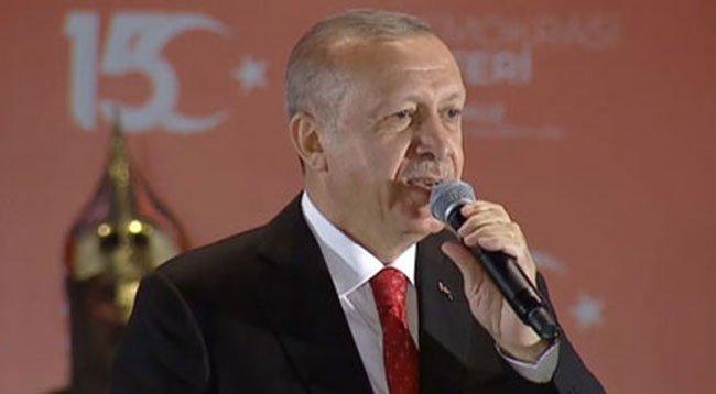 Erdoğan: Kardeşliğimizi Asla Bozamayacaklar