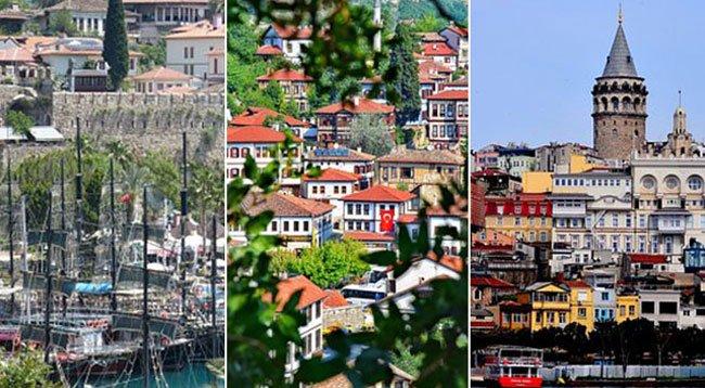 Türkiye'nin En Güçlü Büyükşehirleri Belli Oldu