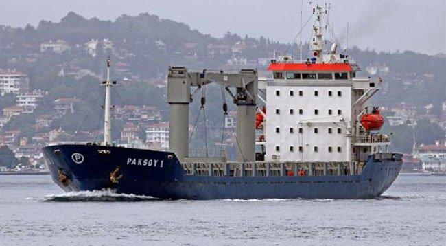 10 Türk Gemici Kaçırıldı