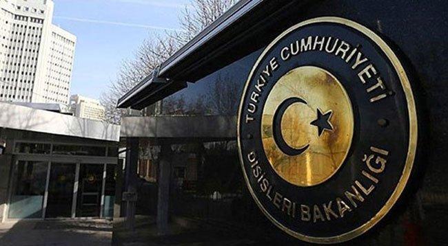 Türkiye'den İsrail'e Tepki: Bütünüyle Reddediyoruz