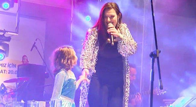 Festivalin Finalinde Tuğçe Kandemir Sahne Aldı