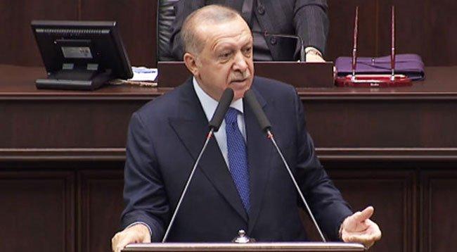 Erdoğan: Bu Noktaya Bir Anda Gelmedik