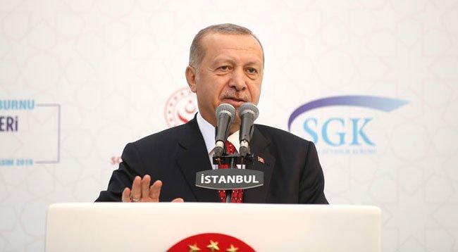 Erdoğan EYT'ye Noktayı Koydu: Biz Bunu Yapmayacağız
