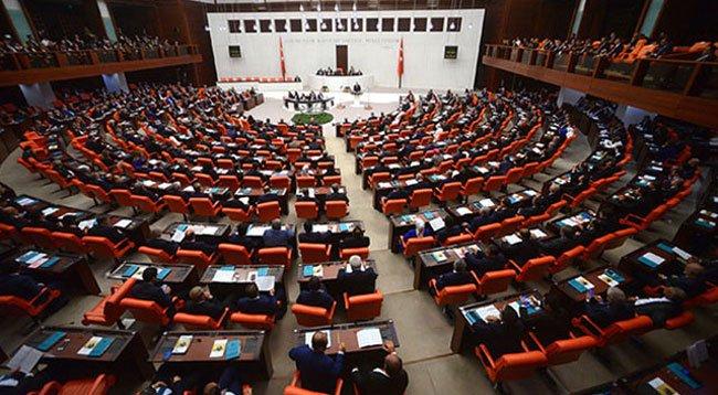 Yargı Reformunun İlk Paketi Meclis'ten Geçti