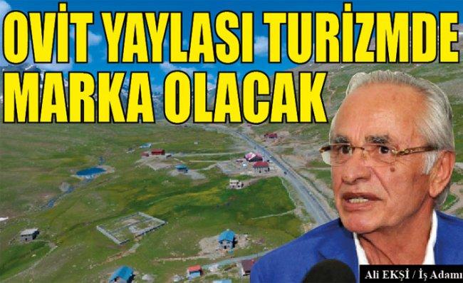 İş Adamı Ali Ekşi'den 'Ovit' Vurgusu