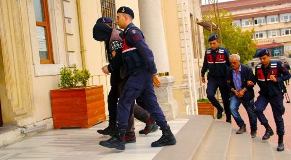 Kaçak Kazı Yapan Şahıslara Suçüstü