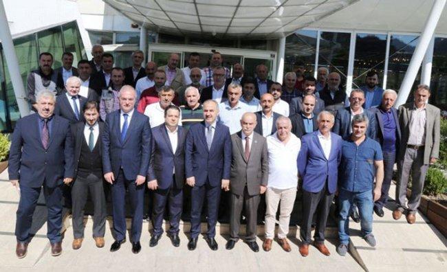 Başkan Metin'den Muhtarlar Günü Mesajı