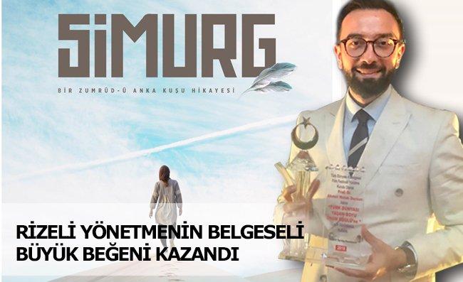 Rizeli Yönetmen Taşçıoğlu Ödüllü Belgeselini Anlattı