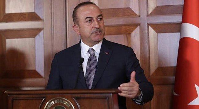 Bakan Çavuşoğlu: Rejimin Ateşle Oynamaması Gerek