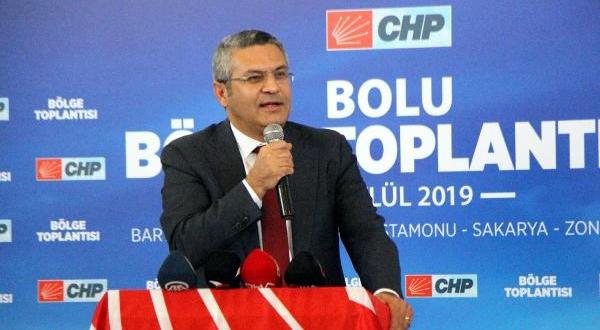 Salıcı: CHP İktidara Yürüyüşünü Başlatmış Durumda