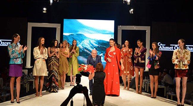 Sofya Moda Haftasında Türk Rüzgarı Esti