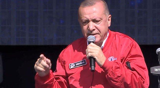 Erdoğan: Sonuna Kadar Bu İşin Takipçisiyiz