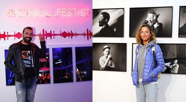 Red Bull Music Festival'de Ünlü İsimler Yer Aldı