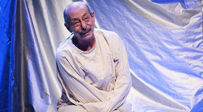Genco Erkal'dan 'Bir Delinin Hatıra Defteri'