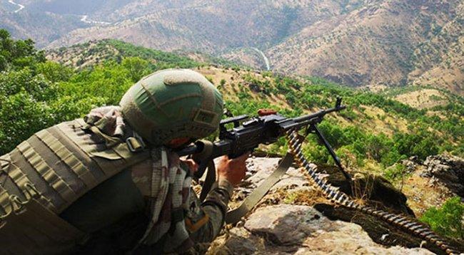 Barış Pınarı Harekatı'nda 765 Terörist Etkisiz Hale Getirildi