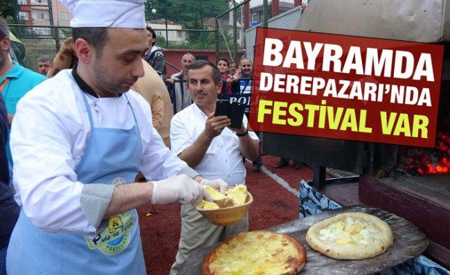 Derepazarı Pide ve Turizm Festivali'nin Programı Belli Oldu