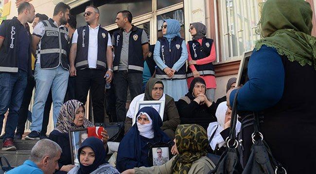 HDP Önündeki Eylemde 20'nci Gün