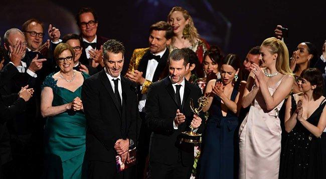 71'inci Emmy Ödülleri Sahiplerini Buldu