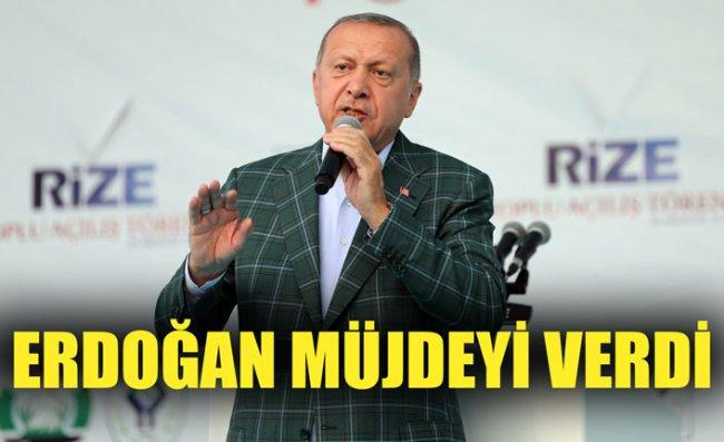 Erdoğan Şehir Hastanesini Müjdeledi