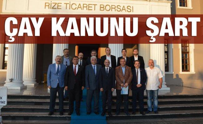 CHP Heyetinden RTB'ye Ziyaret