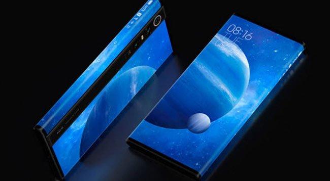 Her Yeri Ekran: Xiaomi'den Sıra Dışı Telefon
