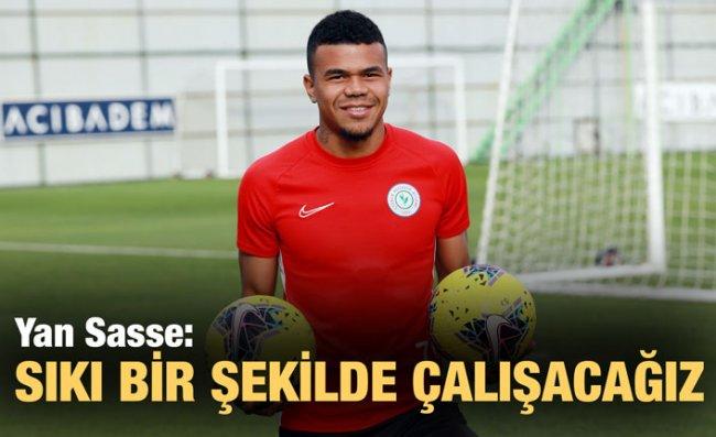 Çaykur Rizespor, Konyaspor Maçına Hazırlanıyor