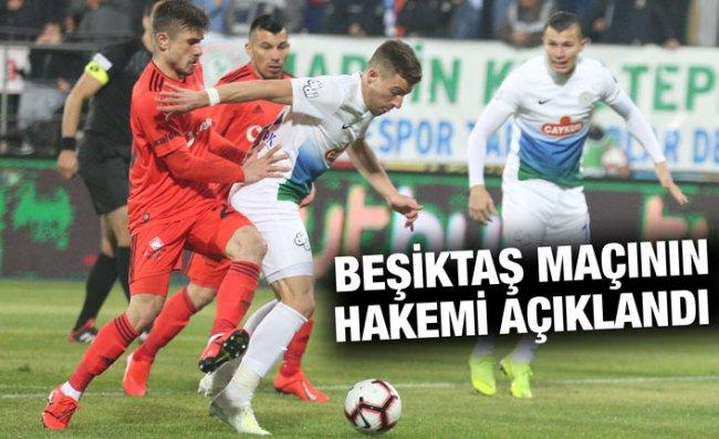 Süper Lig'de 3'üncü Haftanın Hakemleri Belli Oldu