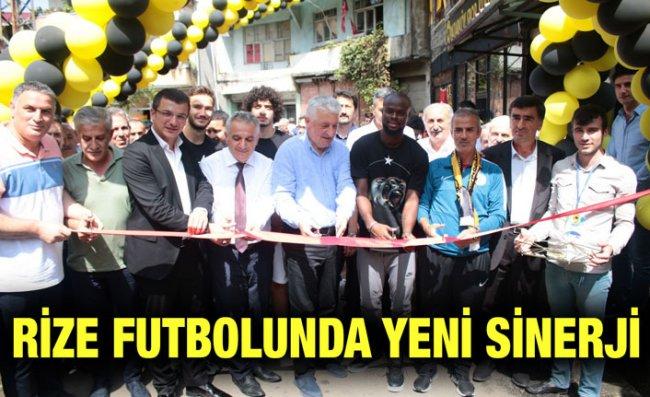 Pazarköy Spor Kulübü Açıldı