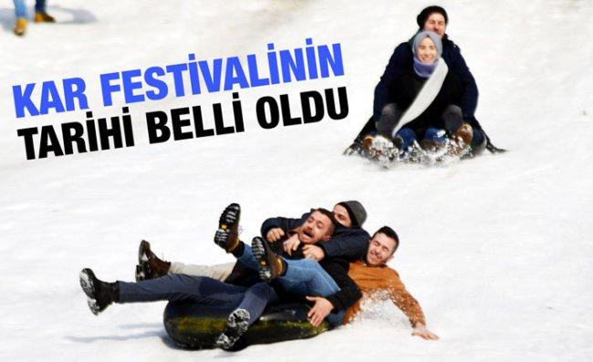 Ayder Kar Festivali'nin Tarihi Belli Oldu