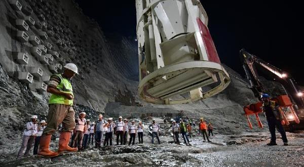 Türkiye'nin En Yüksek Barajı 2021'de Devreye Girecek