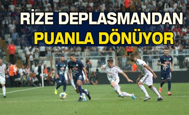 İstanbul'da Kazanan Yok 1-1