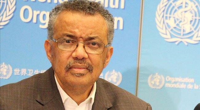 DSÖ Genel Direktörü Ghebreyesus: Derin Endişe Duyuyorum