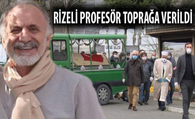 Prof. Dr. Cemil Taşçıoğlu Son Yolculuğuna Uğurlandı