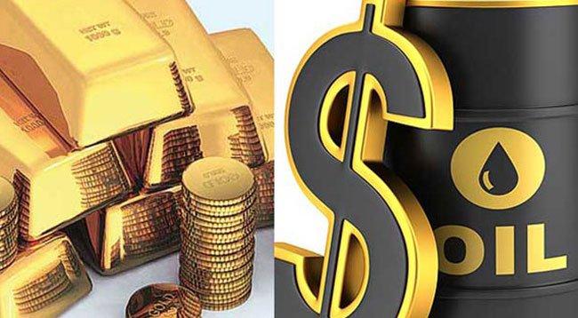 Altın ve Petrol Yeni Yıla Yükselişle Başladı