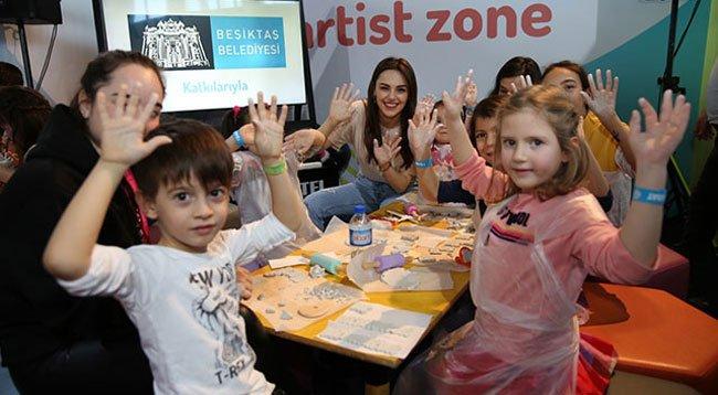 2'nci Çocuk Sanat Festivali Gerçekleştirildi